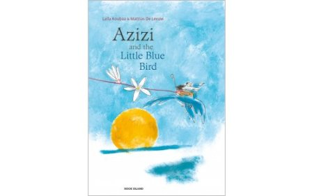 AziziLittleBlueBird_Cover_final
