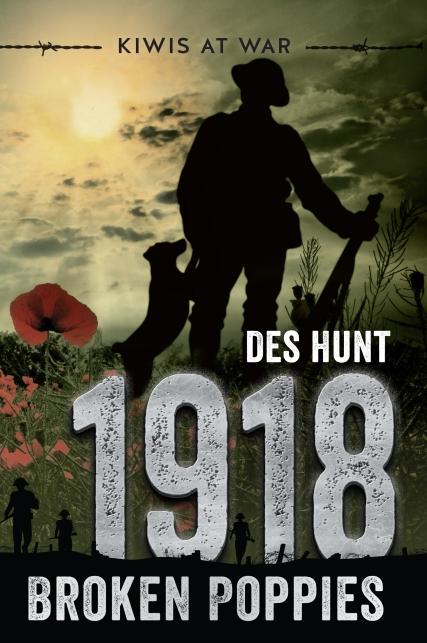 Kiwis at War 1918 Broken Poppies hr